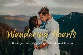 1805278 Wandering Hearts LR Preset Bundle 2380006 5