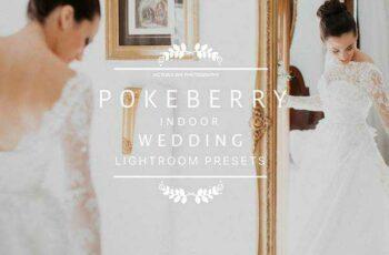 1805284 POKEBERRY Indoor Wedding LR Preset 2423435 10