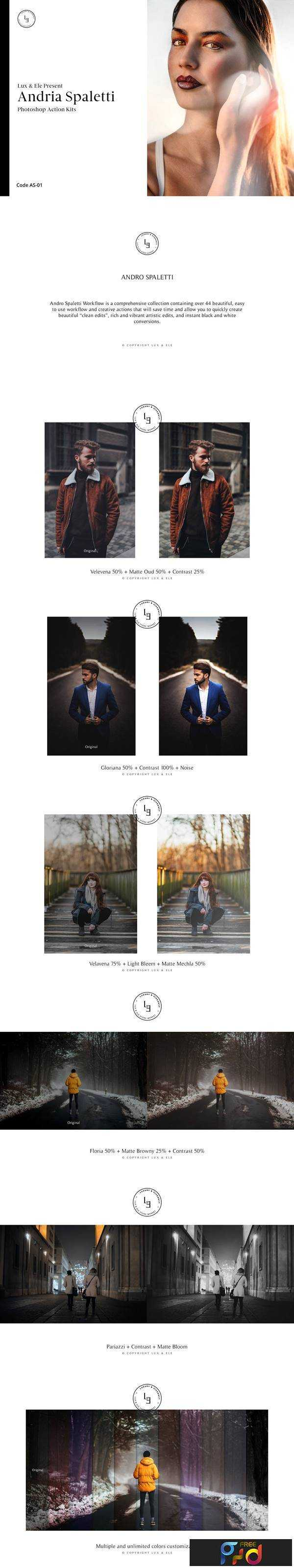 1805288 Andria SPALETTI Photoshop Actions 2259356 1