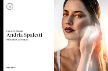 1805288 Andria SPALETTI Photoshop Actions 2259356 2