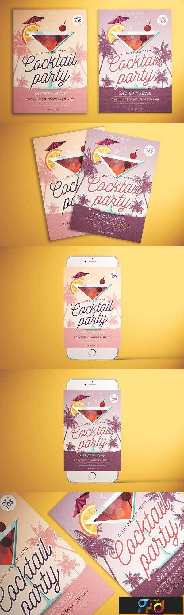 1805297 Cocktail Party Flyer 2480904 1