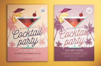 1805297 Cocktail Party Flyer 2480904 4