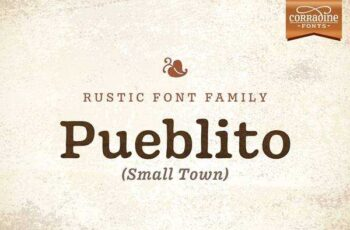 1806016 Pueblito font family 2509189 6