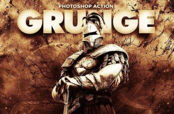 1806017 Grunge Photoshop Action 21742003 6