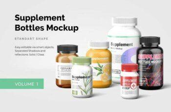 1806018 Supplement Bottles Mockup 2507729 6