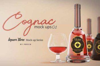 1806022 Cognac Mockup 2429366