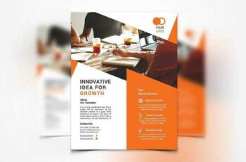 1806024 Business Flyer #128 2457991 2