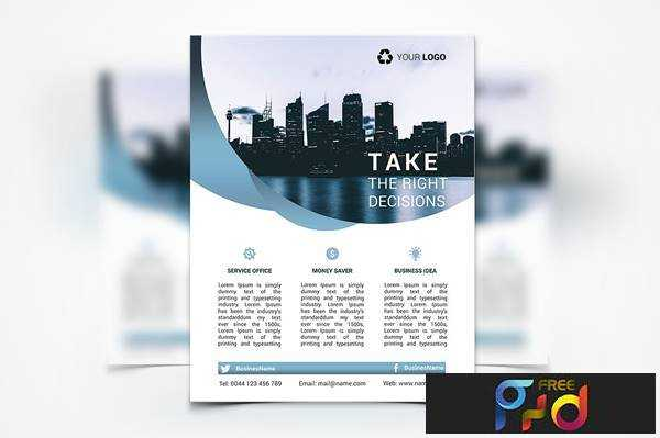 1806026 Business Flyer #127 2456895 1