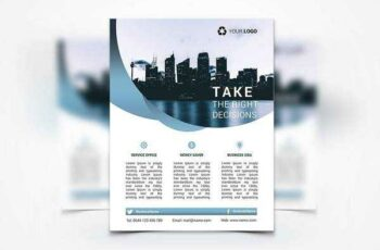 1806026 Business Flyer #127 2456895 3