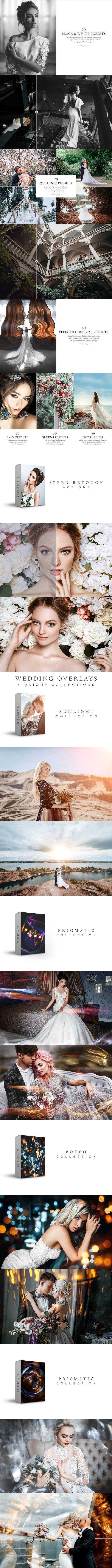 1806033 1250+ Wedding Bundle LR & PS items 2476990 2