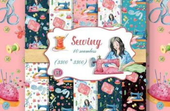 1806050 Sewing seamless patterns 2428780