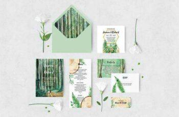 1806060 Woodland Wedding Set 2466343 3