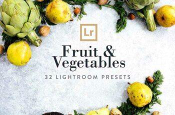 1806071 Fruit & Vegetables Lightroom Presets 2532992 3