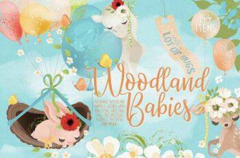 1806090 Woodland Babies 2390314 4