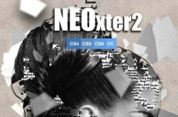 1806107 NEOxter2 Broken Mirrors Photoshop Action 21890772 3