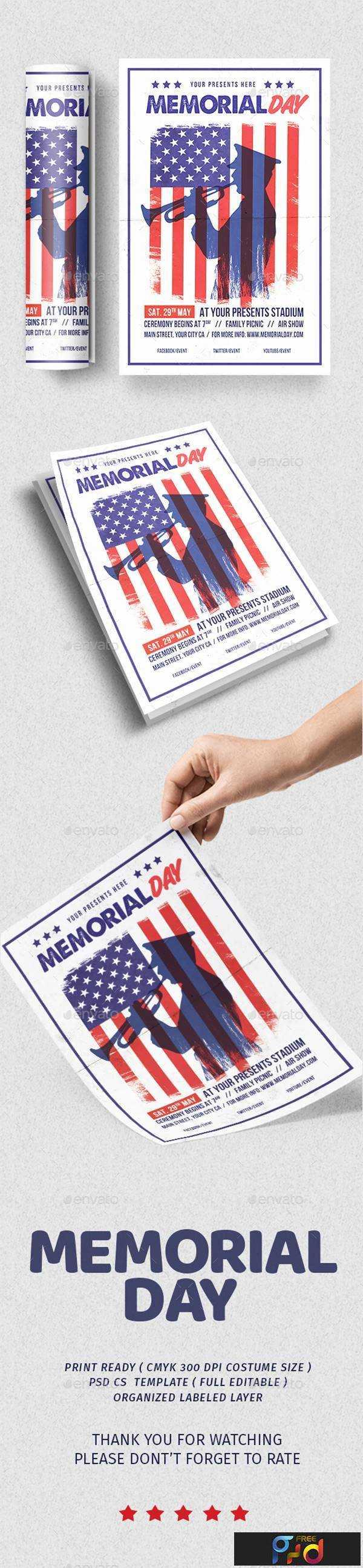 1806108 Memorial Day Flyer 21957189 1