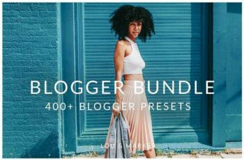 1806125 400+ Blogger Collection LR Presets 1384254 3