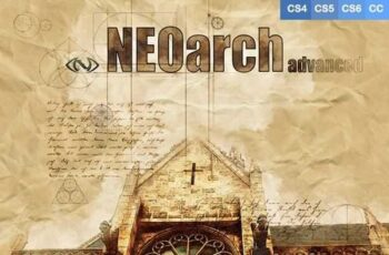 1806179 NEOarch Architecture Vintage Antique PS Action Advanced 21930957 2