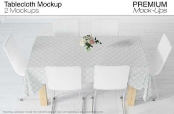 1806186 Tablecloth Mockup Set 2423568 6