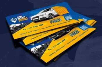 1806190 Car Wash Business Card Templates 21935955 4