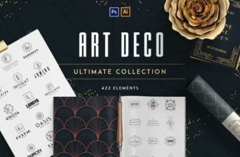 1806200 Art Deco Ultimate Collection 2340273 5