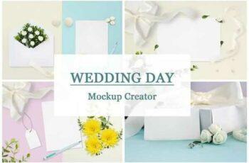 1806208 Wedding Day Mockup Creator 2392217 3