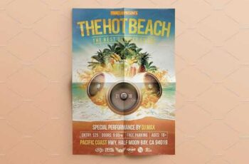 1806214 The Hot Beach Flyer 2126833 2