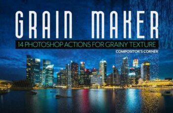 1806220 14 Photoshop Grain Texture Actions 2520256 4