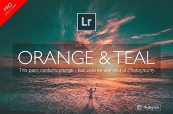 1806226 Orange & Teal Lightroom Presets 2128445 8