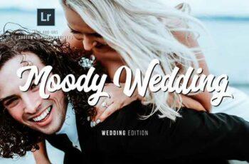 1806232 Moody Wedding Lightroom Presets 2582868 6
