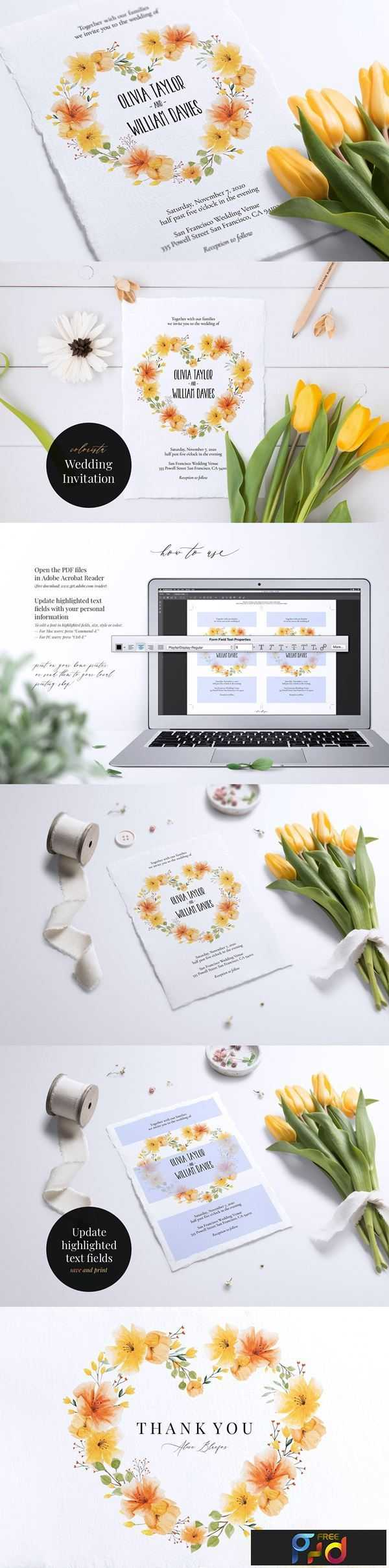 1806243 Wedding Invitation, Colorista 2428291 1