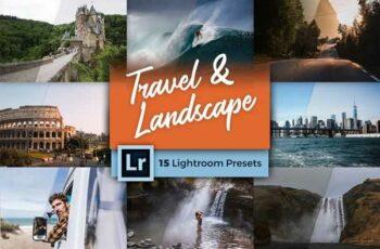 1806246 Travel & Landscape Lightroom Presets 2579663 3