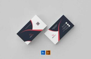 1806247 Business Card Template 56 2582576 4