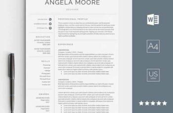 1806251 Creative Resume 2126117