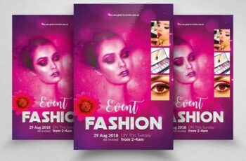 1806253 Fashion Flyer Template Vol 01 2579924 6