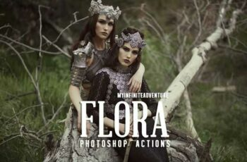 1806262 Flora Photoshop Actions 2516294 7