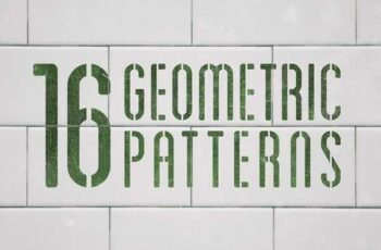 1807001 Geometric patterns set 1969105 5