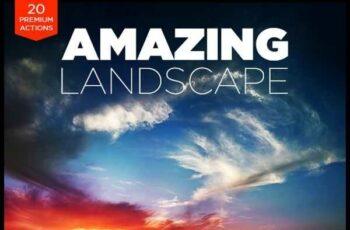 1807023 Landscape Photoshop Actions 15370875 7
