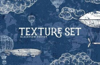 1807034 Blackview Vector Texture Set 2517826