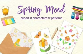 1807038 Spring Mood ClipArt 2515444 2