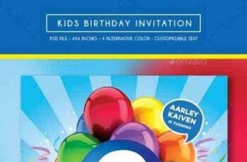 1807044 Kids Birthday Invitation 15317997 2