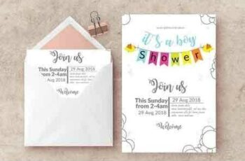 1807058 Baby Shower Invitation Card Template 2554839 7
