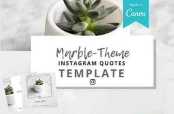 1807079 Marble-Theme Instagram Template 2554556 3