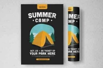 1807086 Summer Camp Flyer 2555517 5