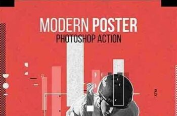 1807132 Modern Poster Photoshop Action 21853931 3
