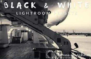 1807134 Black & White Lightroom Presets 2608612