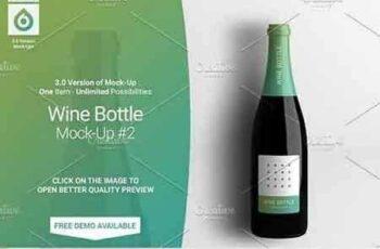 1807145 Wine Bottle Mock-Up 2 (V3.0) 2633938 7