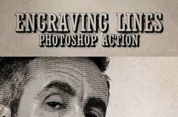 1807160 Engraving Lines Photoshop Action 22085510 6