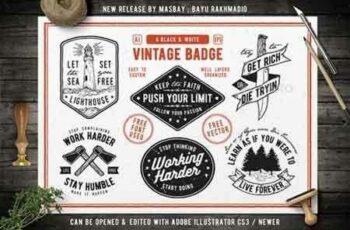 1807165 6 Hipster Vintage Badges 20492490 6