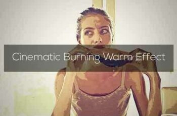 1807171 Cinematic Burning Warm Effect 2661684 5